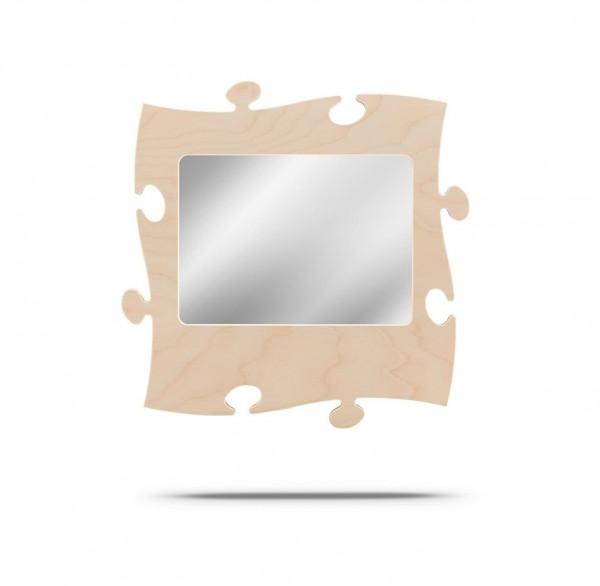 Puzzles+ mit Spiegel im Format 20x28 cm