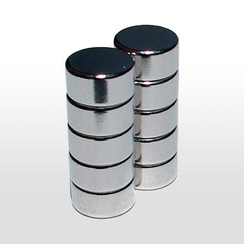 FLUX-Magnete, 1,0 x 0,5 cm 10er Set