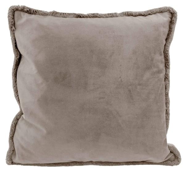 Kissen INDRA Beige/ Brown 45x45 cm