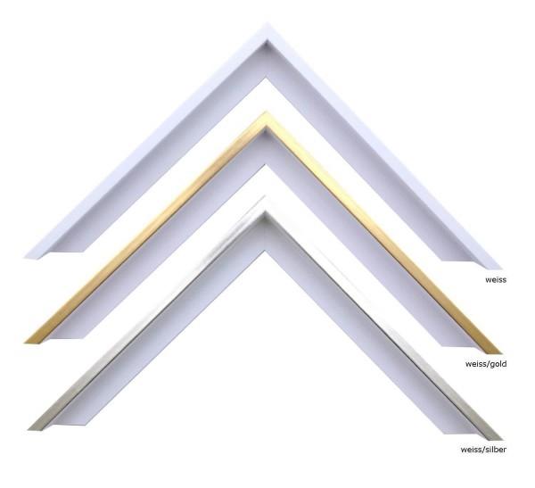 Schattenfugenrahmen für Keilrahmen Profil 50K Alva