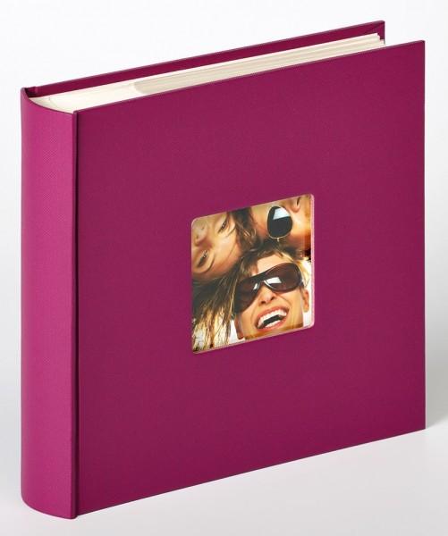 Memo-Album Fun violett, 200 Fotos 10x15
