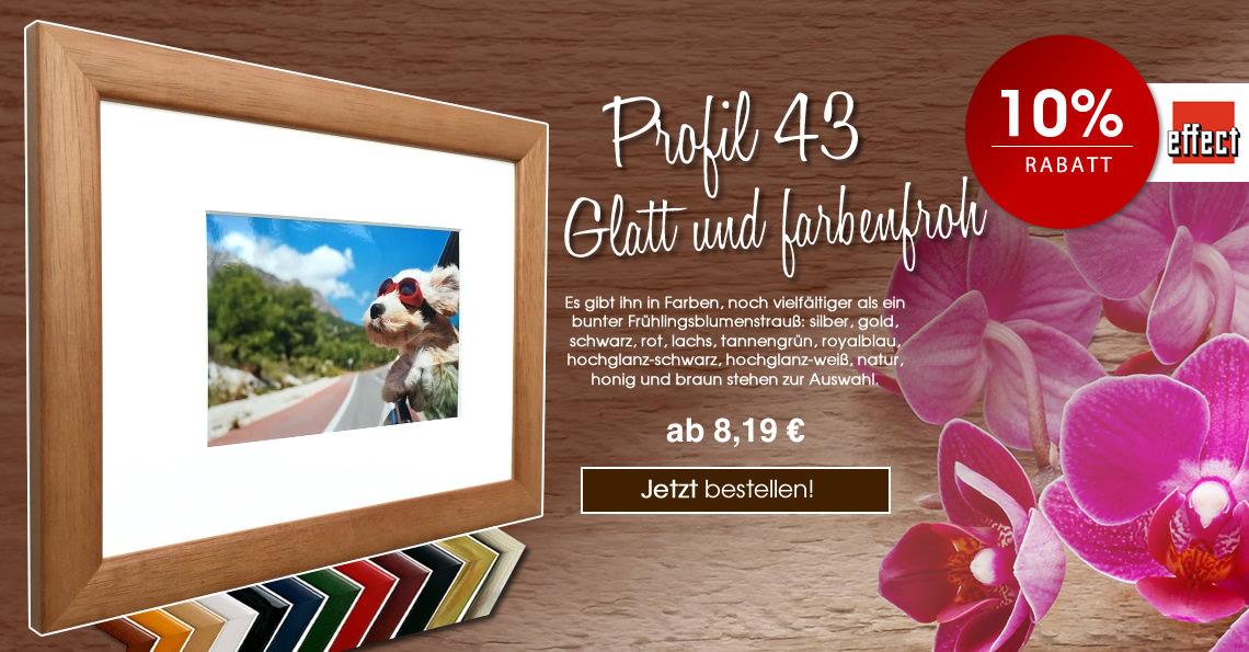 Dreimal neu machen und sparen im März | Bilderrahmen-kaufen.de