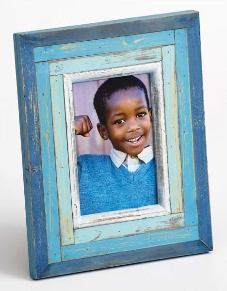 Holz Fotorahmen Ipe im Sparset 2+1 - ein Rahmen gratis