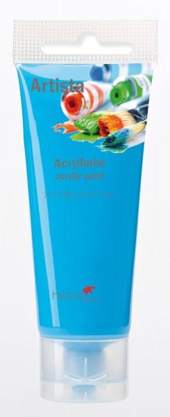 Acrylfarbe, türkis 1 Tube je 75 ml