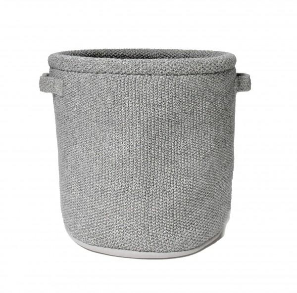 Korb NOA - Light Grey ø 40 cm