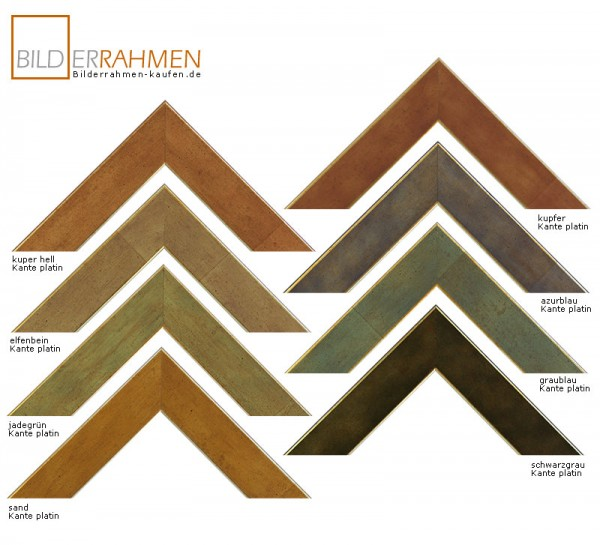 Holz Bilderrahmen Auriga Profil 3029
