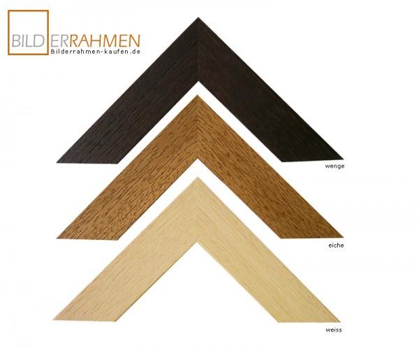 Holz Bilderrahmen Profil 52