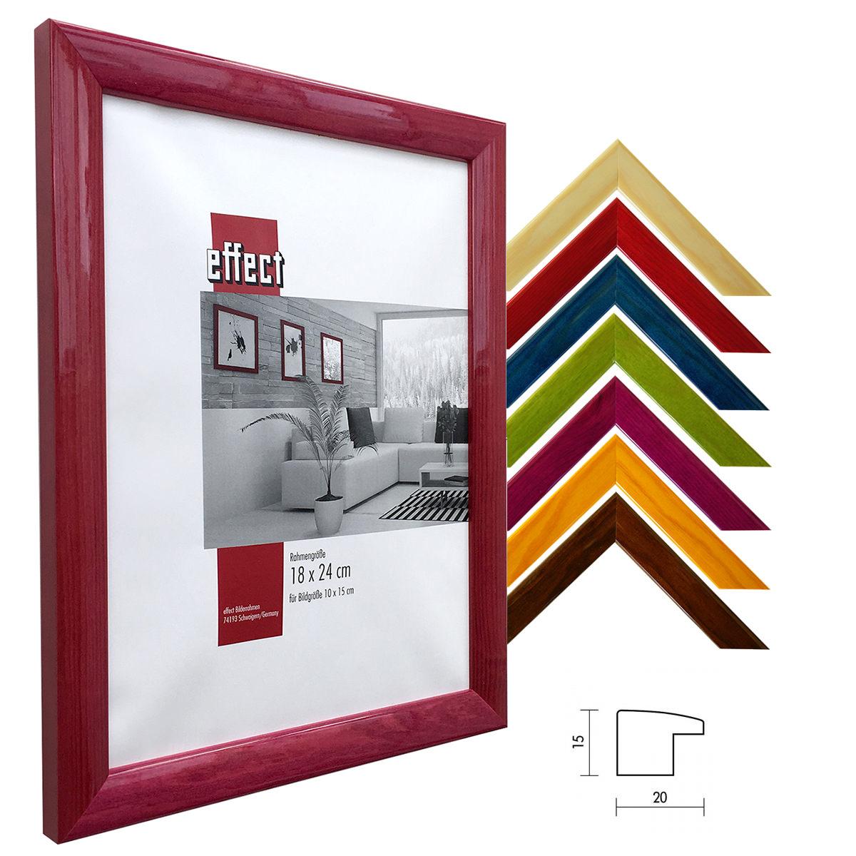 Holz Bilderrahmen Profil 89 - hochglanz