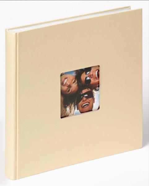 Designalbum Fun in creme, 26x25 cm