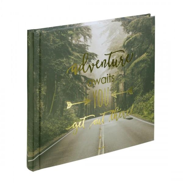 Buch-Album Highway 18x18 cm
