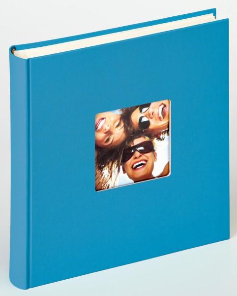 Designalbum Fun oceanblau, 30x30 cm