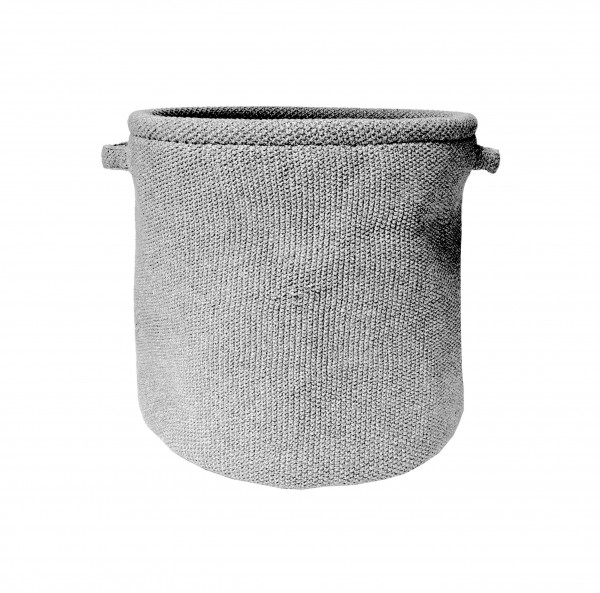 Korb NOA - Light Grey ø 30 cm