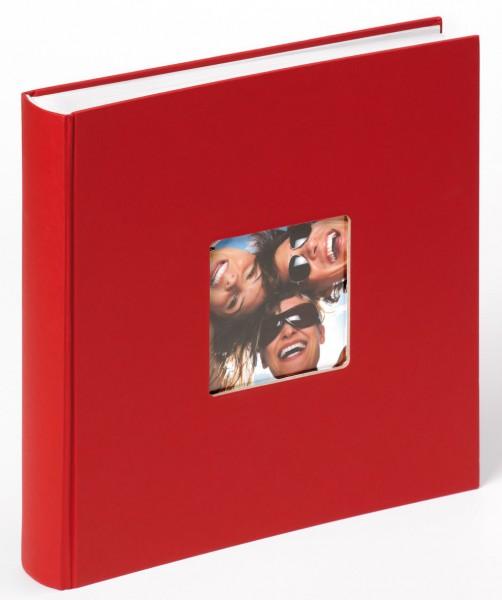 Designalbum Fun rot, 30x30 cm