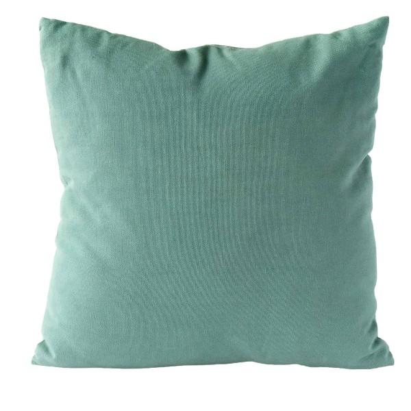 Kissen UNI - Grün 45x45 cm