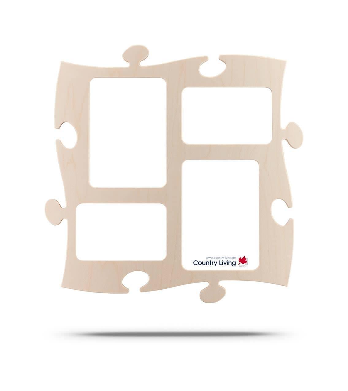 Puzzles+ Galerierahmen - je 2x 10x15 / 13x18 cm | Galerierahmen ...